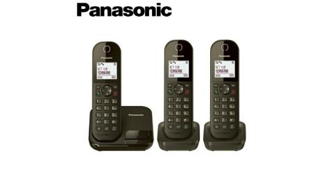 Panasonic 國際牌 KX-TGC283TWB 注音輸入全中文數位3手機無線電話