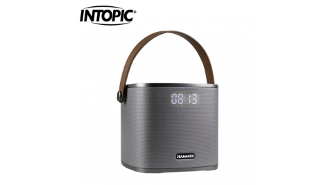 【INTOPIC 廣鼎】SP-HM-BT272 多功能重低音藍牙喇叭