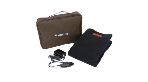 【+venture】家用長效型KB-2436(速配鼎醫療用熱敷墊-未滅菌)