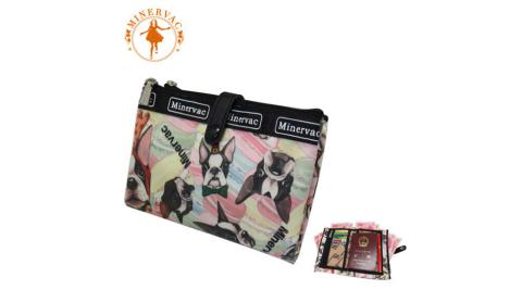 【Minervac 米納瓦】雅典娜護照收納包 MH-833