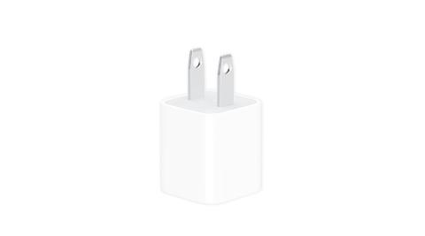 Apple適用 5W USB 電源轉接器 (密封袋裝)