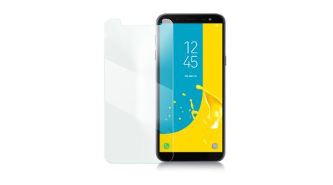Xmart for Samsung Galaxy J6 薄型 9H 玻璃保護貼-非滿版