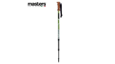 【MASTERS】義大利 Scout史考特避震(綠) 1入 登山杖 MA01S1616