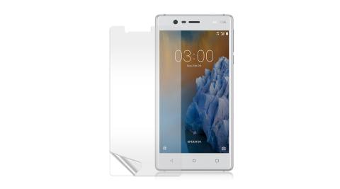 VXTRA 諾基亞 Nokia 3 5吋 高透光亮面耐磨保護貼