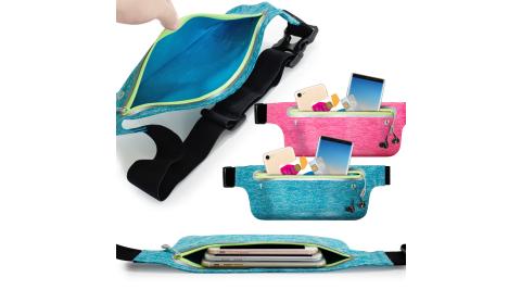 AISURE for iPhone11/11 Pro /11ProMax 青春輕薄功能戶外防水超薄腰帶包