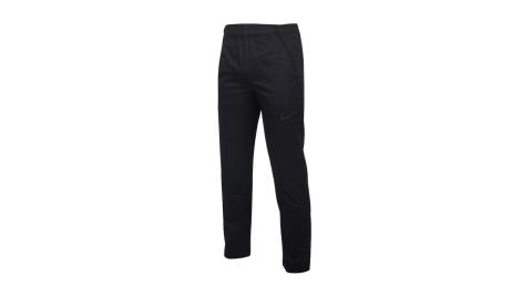 NIKE 男梭織訓練長褲-DRI-FIT 慢跑 路跑 運動 平織 黑@CU4958-010@