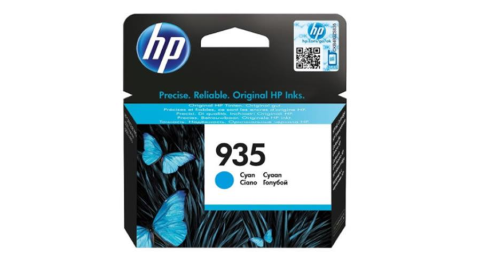 HP 935 藍色原廠墨水匣(C2P20AA)
