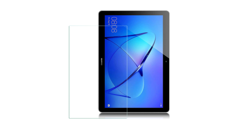 Xmart for HUAWEI MediaPad T3 10 9.6吋 薄型 9H 玻璃保護貼