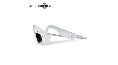 【AFTERSHOKZ】OPENMOVE AS660 骨傳導藍牙運動耳機-純真白