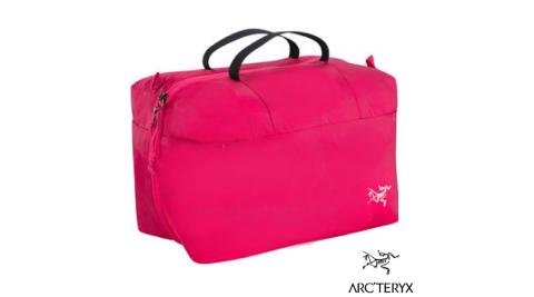 【加拿大 ARC'TERYX 始祖鳥】INDEX 5 + 5 雙隔層旅行袋.打理包.行李收納袋.裝備袋_13976 萬代蘭紅