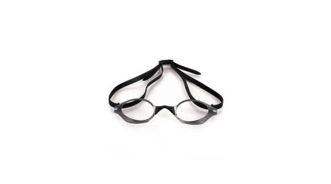 SABLE 光學泳鏡鏡框賣場-可搭配RS-1/2/3單顆泳鏡 黑@100SMPB-01@