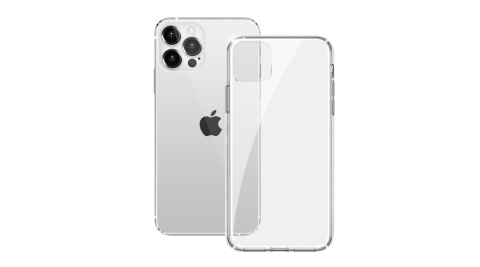 ACEICE for iPhone 12/12 PRO 6.1吋 全透晶瑩玻璃水晶殼