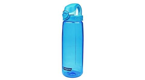 【NALGENE 美國】OTF運動型水壺 藍色/藍蓋-750ml 5565-5024 水瓶