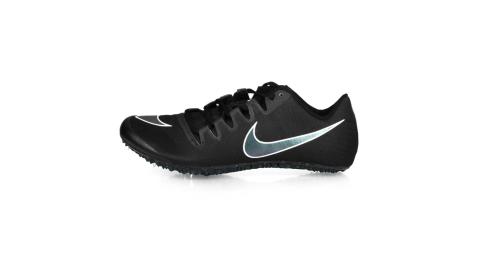 NIKE ZOOM JA FLY 3 男田徑釘鞋-短距離-附鞋袋 競賽 黑黑白@865633002@