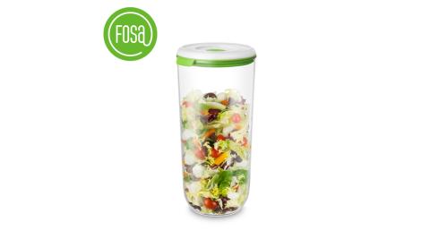 【FOSA|真鮮寶】真空保鮮罐/圓形/2850ml/1個入 12850 (不含主機)