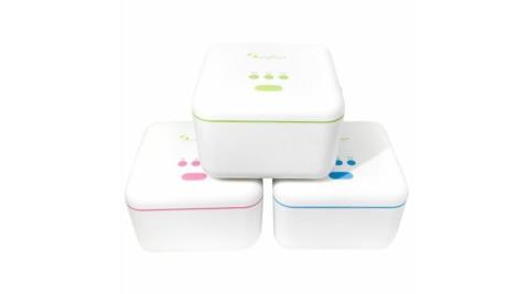 Sandra 720°雙效紫外線多功能消毒盒_粉色