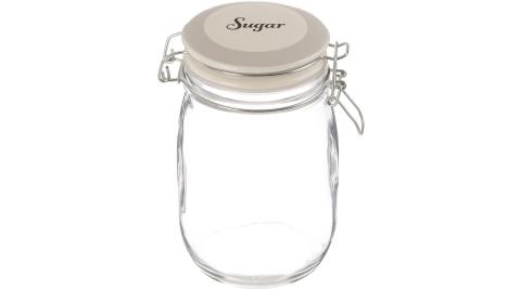 《Premier》砂糖玻璃密封罐(1L)_0.33L<密封罐