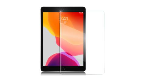 Xmart for iPad 2019 10.2 吋 強化指紋玻璃保護貼-非滿版