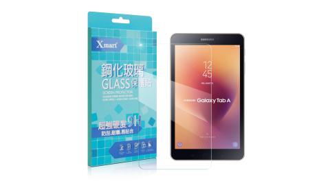 XM Samsung Galaxy Tab A 2017 8吋 T385 強化指紋玻璃保護貼
