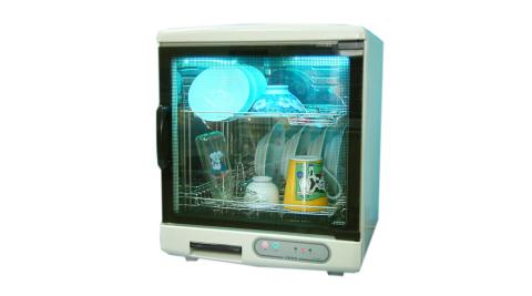 名象不鏽鋼雙層紫外線烘碗機 TT-967