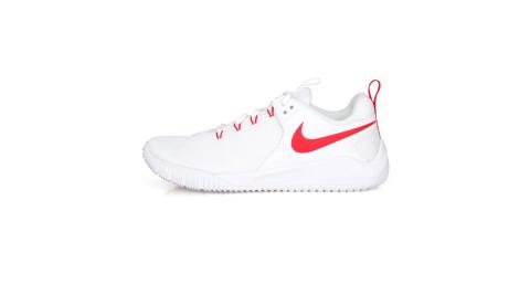 NIKE AIR ZOOM HYPERACE 2男排球鞋-訓練 氣墊 白紅@AR5281106@