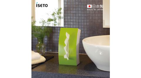 【日本ISETO】日製Bow弧形雙面面紙盒