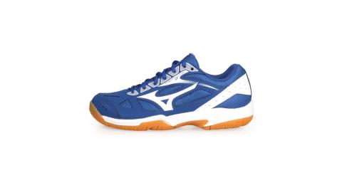 MIZUNO CYCLONE SPEED 2 男女排球鞋-訓練 美津濃 低筒 藍白@V1GA198028@