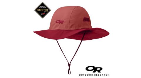 【Outdoor Research 美國】OR-243505-防水透氣保暖招牌大盤帽 紅/紅(1131)