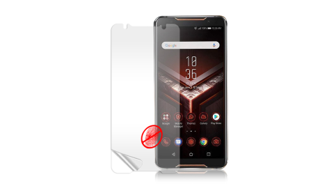 Monia 華碩電競手機 ASUS ROG Phone (ZS600KL) 防眩光霧面耐磨保護貼 保護膜 (非滿版)
