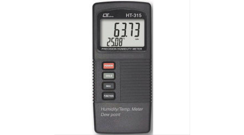 Lutron 溫溼度計+露點計 HT-315