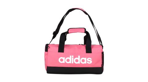 ADIDAS 小型圓筒包-側背包 裝備袋 手提包 肩背包 14L 愛迪達 莓紅白@GN1926@