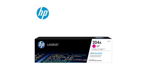 HP 204A 洋紅色 原廠 LaserJet 碳粉匣 (CF513A)