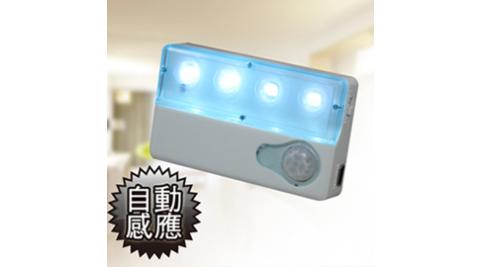 【Marvelmax】超薄迷你紅外線感應LED燈-輔助照明小夜燈