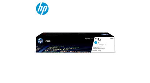HP W2091A(119A) 青色碳粉匣