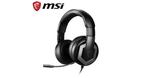 MSI 微星 IMMERSE GH61 電競耳機
