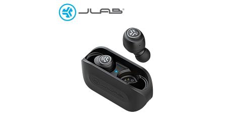 【JLab】GO AIR 真無線藍牙耳機(全觸控式) 黑色