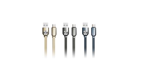 JOYROOM S-M339 (1M) 曙光 Micro USB扁線2.4A快充數據傳輸線/ 連接充電線