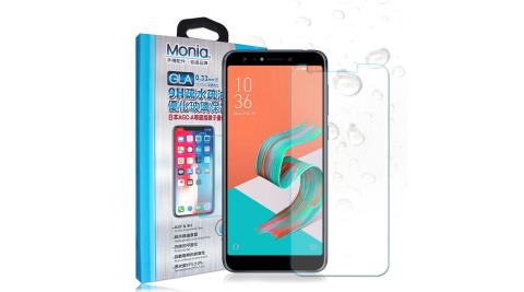 MONIA ASUS ZenFone 5Q ZC600KL 日本頂級疏水疏油9H鋼化玻璃膜 玻璃保護貼(非滿版)