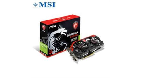 MSI 微星 N750 GAMING 1GD5/OC PCI-E 顯示卡