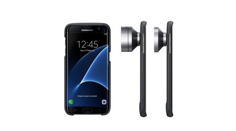SAMSUNG 三星 原廠 GALAXY S7 edge 鏡頭式背蓋組 (平輸-盒裝)