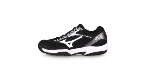 MIZUNO CYCLONE SPEED 2 男女排球鞋-訓練 美津濃 黑灰白@V1GA198006@