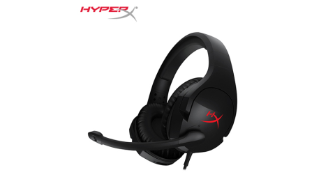 【HyperX】Cloud Stinger 電競耳機 HX-HSCS-BK/AS