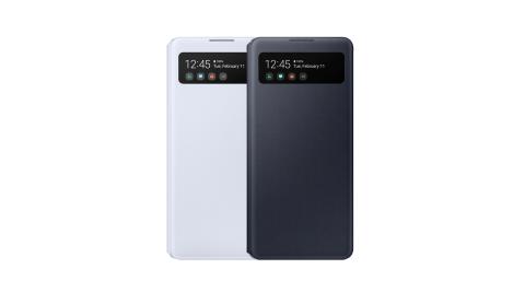 SAMSUNG Galaxy A71 5G 原廠透視感應皮套 (台灣公司貨)