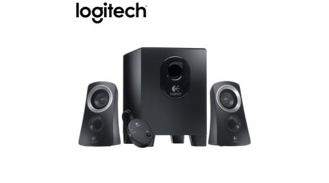 Logitech 羅技 Z313 2.1聲道 電腦喇叭 【重低音加強入門款】
