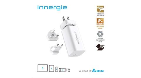 Innergie 60C Pro 60瓦 USB-C 筆電充電器