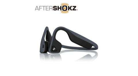 AfterShokz TrekzTitanium AS600 骨傳導藍牙耳麥 黑色
