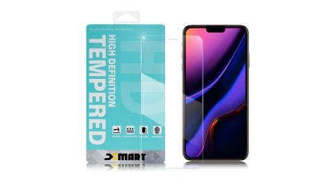 Xmart for iPhone 11 Pro Max 6.5吋 薄型9H 玻璃保護貼-非滿版