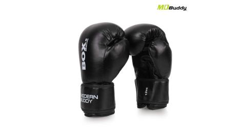 MDBuddy 12OZ 拳擊手套-12盎司 健身 搏擊 訓練 隨機@6025401@