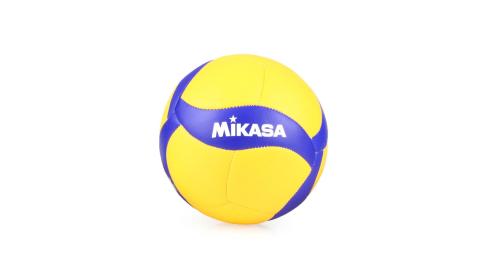 MIKASA 紀念排球#1.5-V1.5W 黃藍@MKV15W@