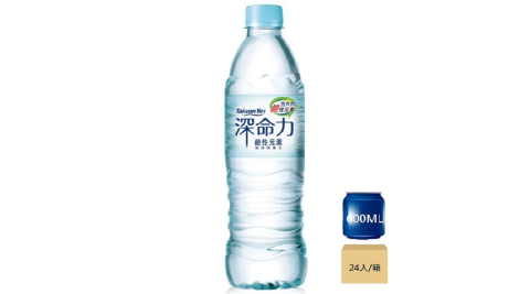 【台肥 Taiwan Yes】深命力海洋深層水48罐